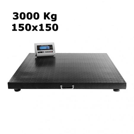 Platforminės svarstyklės Steinberg Systems 3000 kg 3T