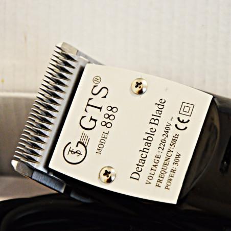 Šunų ir kačių kirpimo mašinėlė GTS Professional 30W | Profesionali naminių gyvūnų kirpimo mašinėlė