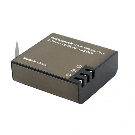 Sj4000 akumuliatorius 1050 mAh veiksmo kamerai