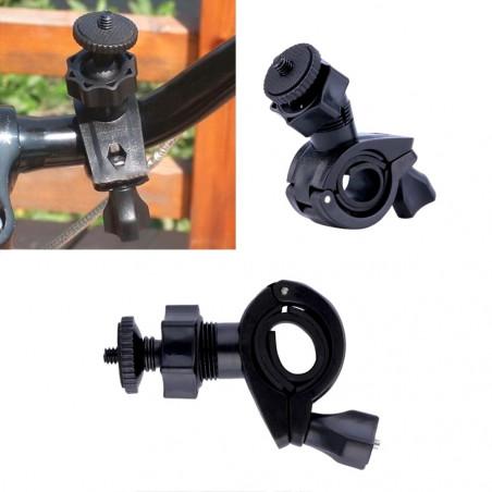 GoPro clamp roll bar mount   Kameros laikiklis dviračiui
