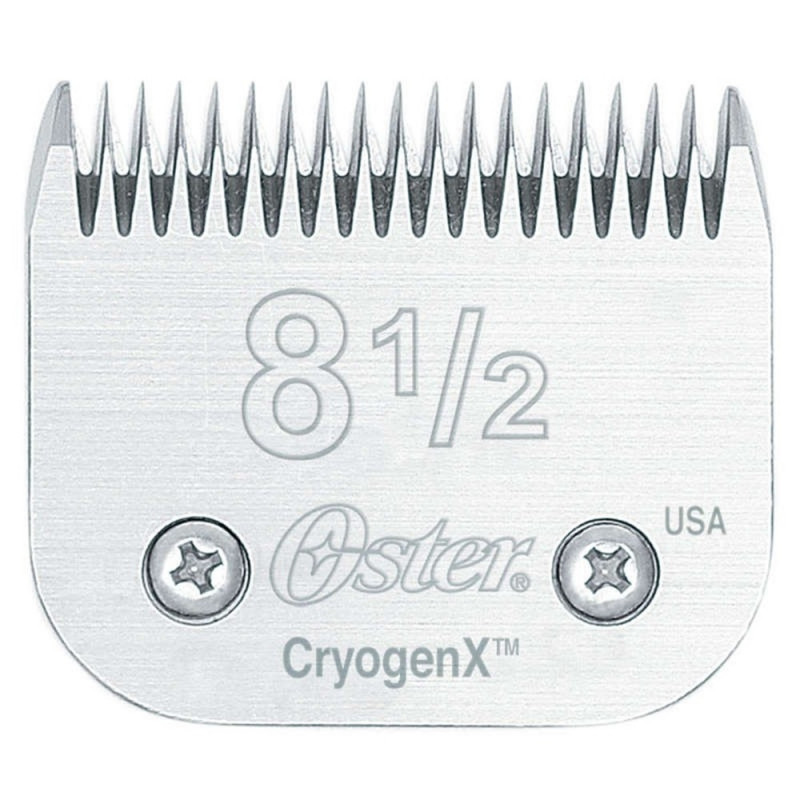 Atsarginiai OSTER peiliukai 62,8 mm   8.5 dydžio galvutė