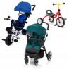 Triratukai, vežimėliai
