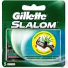 Gillette Slalom peiliukai