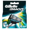 Gillette Mach 3 peiliukai